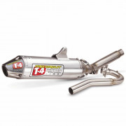 PRO CIRCUIT | T-4 EXHAUST SYSTEM STAINLESS ALUMINIUM | Artikelcode: 4S90250 | Cataloguscode: 1820-0187