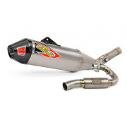PRO CIRCUIT | TI-6 PRO EXHAUST SYSTEM TITANIUM WITH CARBON END CAP | Artikelcode: 0321545FP | Cataloguscode: 1820-1600