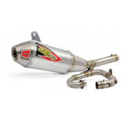 PRO CIRCUIT | T-6 EXHAUST SYSTEM STAINLESS | Artikelcode: 0131625G | Cataloguscode: 1820-1662