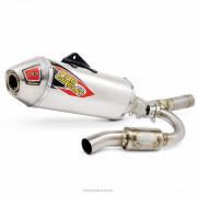 PRO CIRCUIT | T-6 EXHAUST SYSTEM STAINLESS | Artikelcode: 0141625G | Cataloguscode: 1820-1679