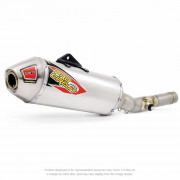 PRO CIRCUIT | T-6 SLIP-ON MUFFLER STAINLESS | Artikelcode: 0141425A | Cataloguscode: 1821-1613
