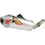 PRO CIRCUIT | T-6 SLIP-ON MUFFLER STAINLESS | Artikelcode: 0121645A | Cataloguscode: 1821-1722