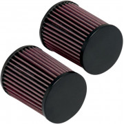 K & N | AIR FILTER KIT (2 INCLUDED) HONDA CBR1000RR 04-07 | Artikelcode: HA-1004 | Cataloguscode: 1011-0331
