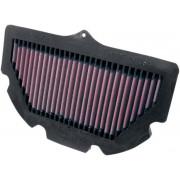 K & N | AIR FILTER SUZUKI GSX-R600/750 06-10 | Artikelcode: SU-7506 | Cataloguscode: 1011-0977
