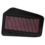 K & N | AIR FILTER HONDA CBR125R 03-07 | Artikelcode: HA-1502 | Cataloguscode: 1011-1538