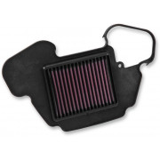 K & N | REPLACEMENT AIR FILTER HONDA GROM | Artikelcode: HA-1313 | Cataloguscode: 1011-3322