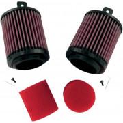 K & N | AIR FILTER KIT (2 INCLUDED) HONDA SP1/SP2/RC51 | Artikelcode: HA-5100 | Cataloguscode: HA-5100