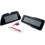 K & N | AIR FILTER KIT (2 INCLUDED) SUZUKI VS1400 | Artikelcode: SU-1487 | Cataloguscode: SU-1487