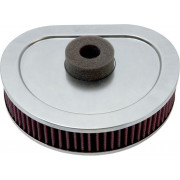 K & N | AIR FILTER HD BIG TWIN EVO 90-99 | Artikelcode: HD-1390 | Cataloguscode: HD-1390