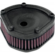 K & N | AIR FILTER HD BIG TWIN 1340 86-89 | Artikelcode: HD-2086 | Cataloguscode: HD-2086X