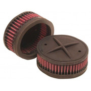 K & N | AIR FILTER KIT (2 INCLUDED) KAWASAKI VN1500 87-99 | Artikelcode: KA-1594 | Cataloguscode: KA1594