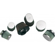 K & N | UNIVERSAL FILTER SET (4) ROUND TAPERED | Artikelcode: RC-2314 | Cataloguscode: RC-2314