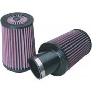 K & N | UNIVERSAL AIR FILTER ROUND TAPERED | Artikelcode: SN-2530 | Cataloguscode: SN-2530