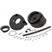 K & N | PERFORMANCE AIR INTAKE KIT, RK-SERIES, FOR HARLEY DAVIDSON | Artikelcode: RK-3910-1 | Cataloguscode: 1010-1107