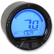 KOSO NORTH AMERICA | TACHOMETER MULTIFUNCTION DL-02R BLACK | Artikelcode: BA555B16 | Cataloguscode: 2211-0144