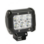 Quadfun led 18W verstraler 99*73*107mm (1530 lumens)