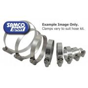 SAMCO SPORT | CLAMP KIT RADIATOR HOSE STAINLESS STEEL | Artikelcode: CKAPR9 | Cataloguscode: 1902-0712