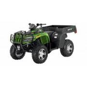 H1 700 EFI 4X4 TBX LTD (2011)