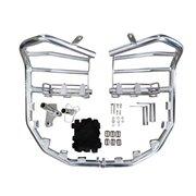 Quad - Nerfbars Silver Tec