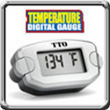 Trailtech temperatuur meters.